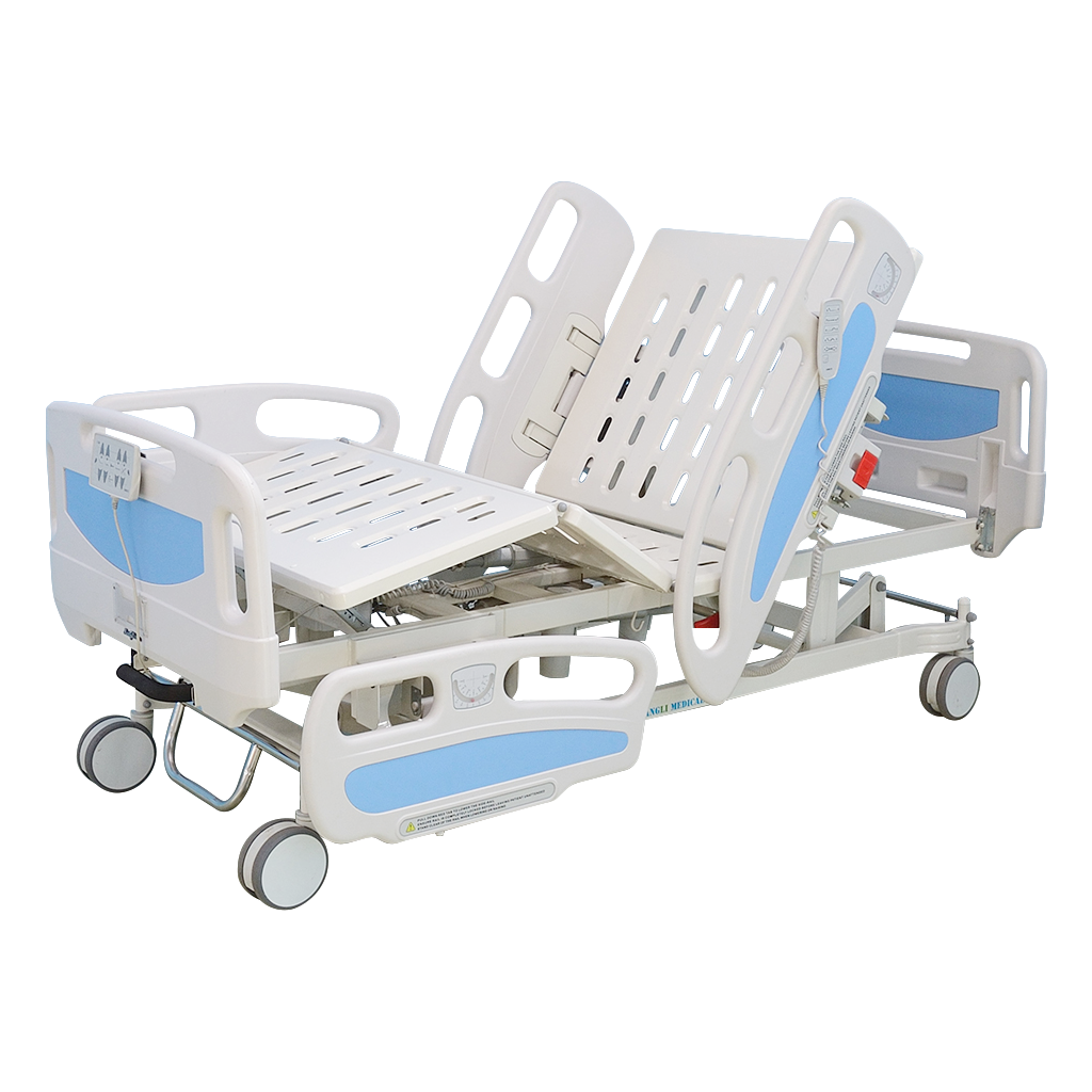 adjustable icu electric bed