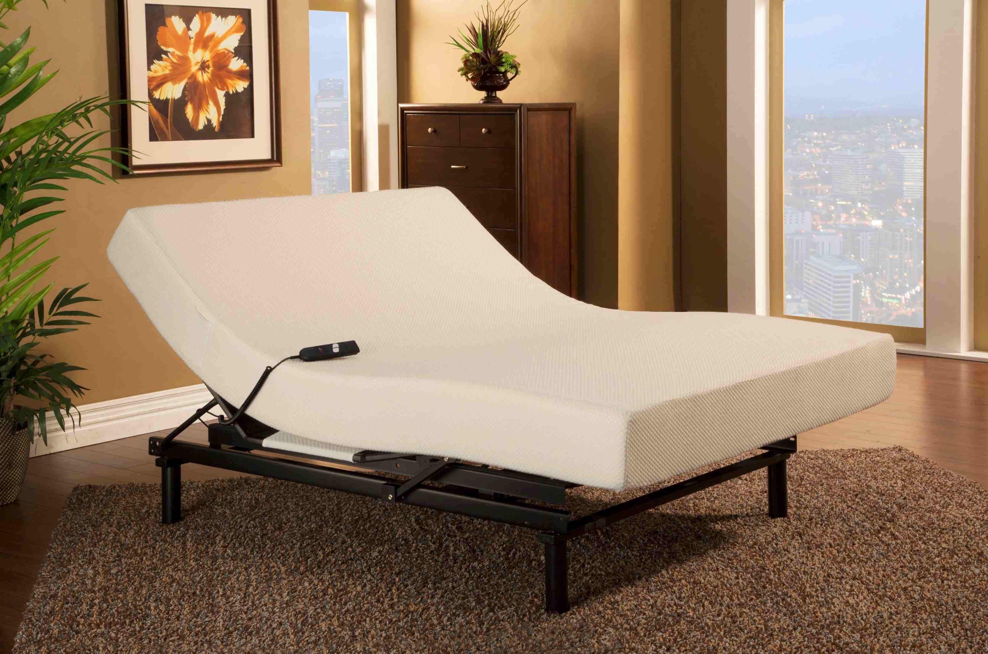 better sleeping life of adjustable bed in home