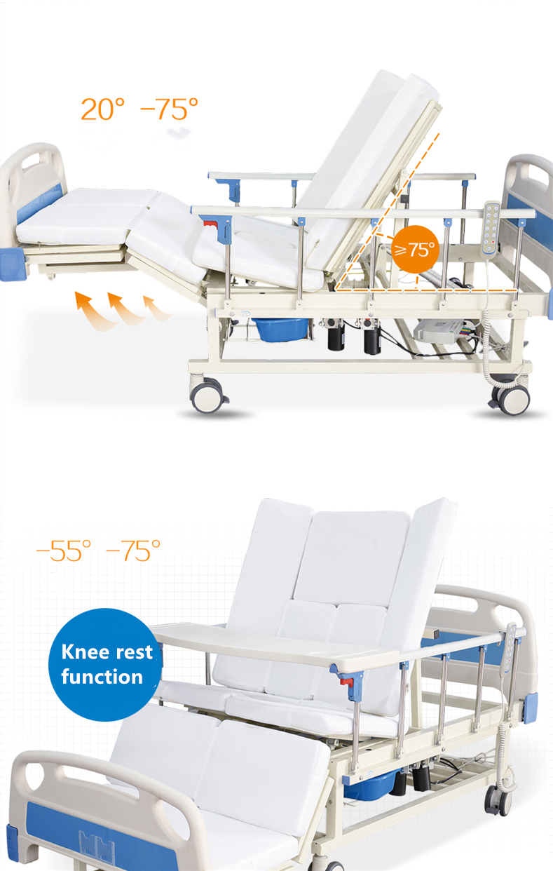 Picture of: Full Electric Hospital Bed For Home Use China Quality Hospital Bed Manufacturers Kangli Medical