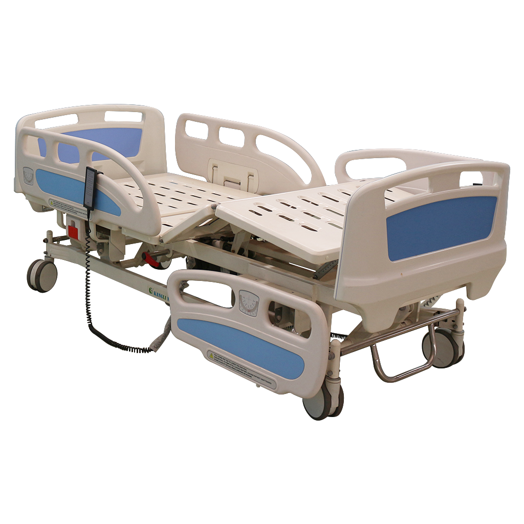 full electric medical bed knee lifting
