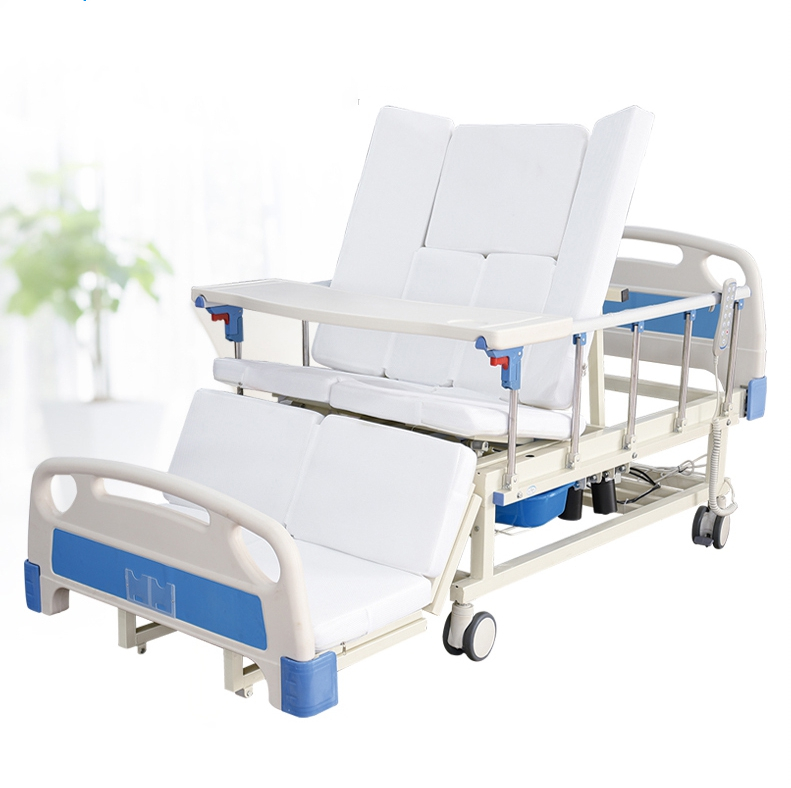 Superb Full Electric Hospital Bed For Home Use Kangli Is A China Home Interior And Landscaping Mentranervesignezvosmurscom