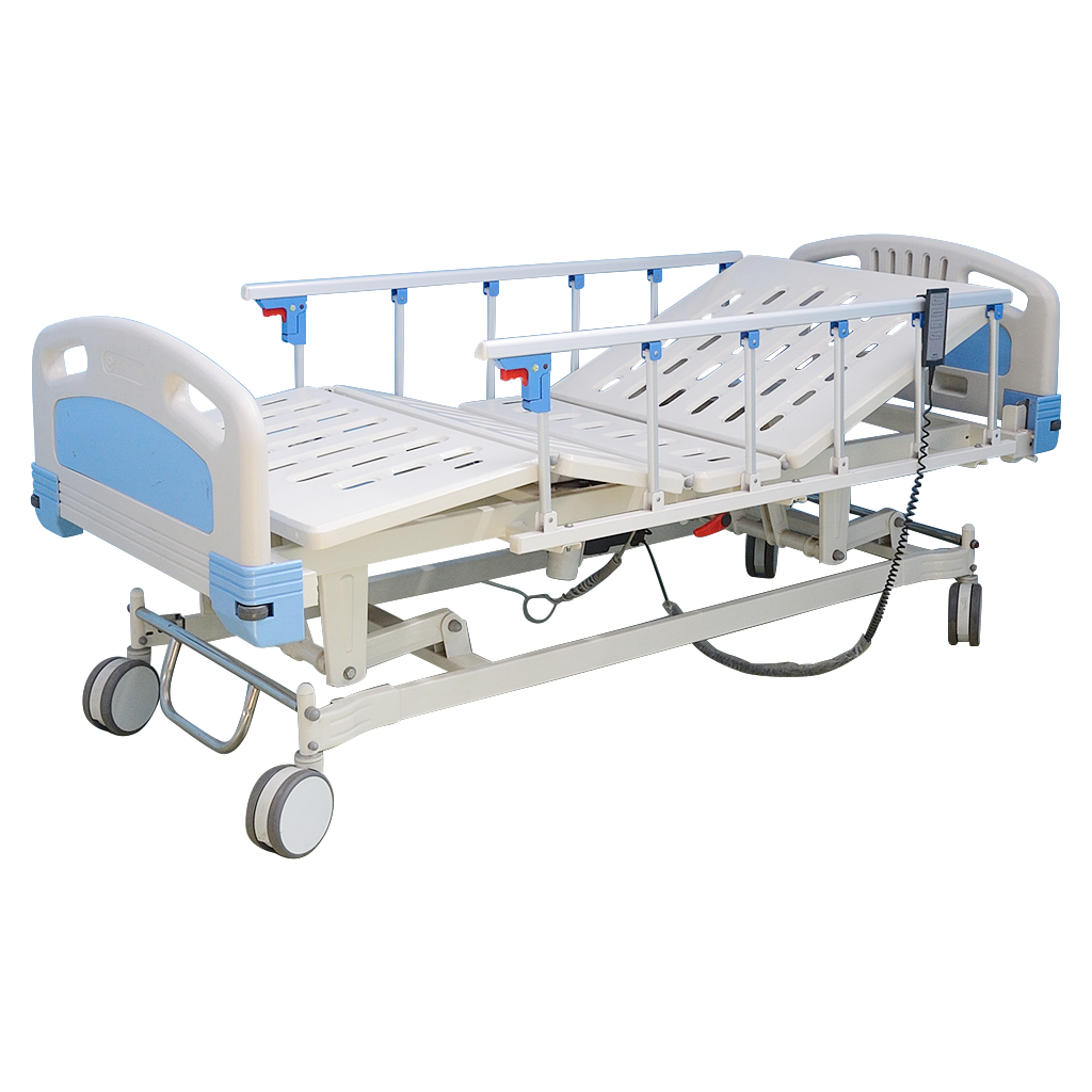 fully electric hospital bed