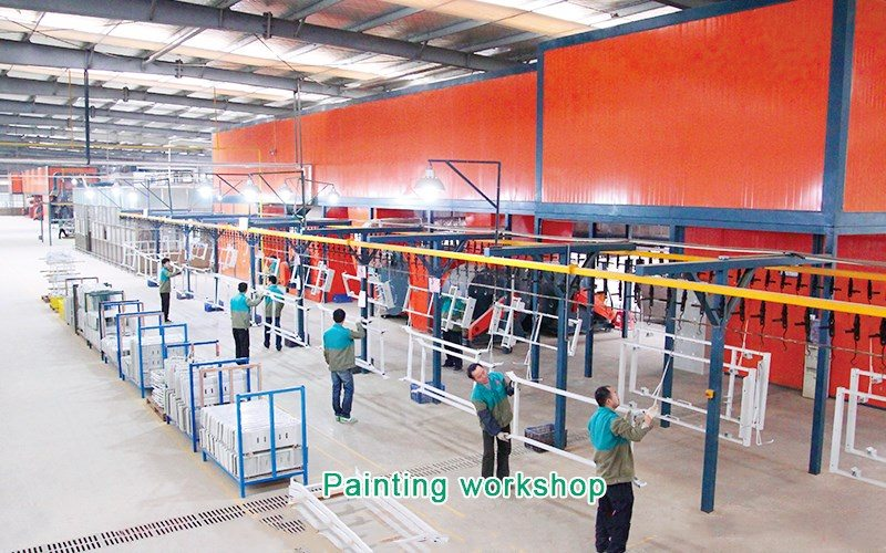 hospital beds manufacturers stocks in paiting workshop