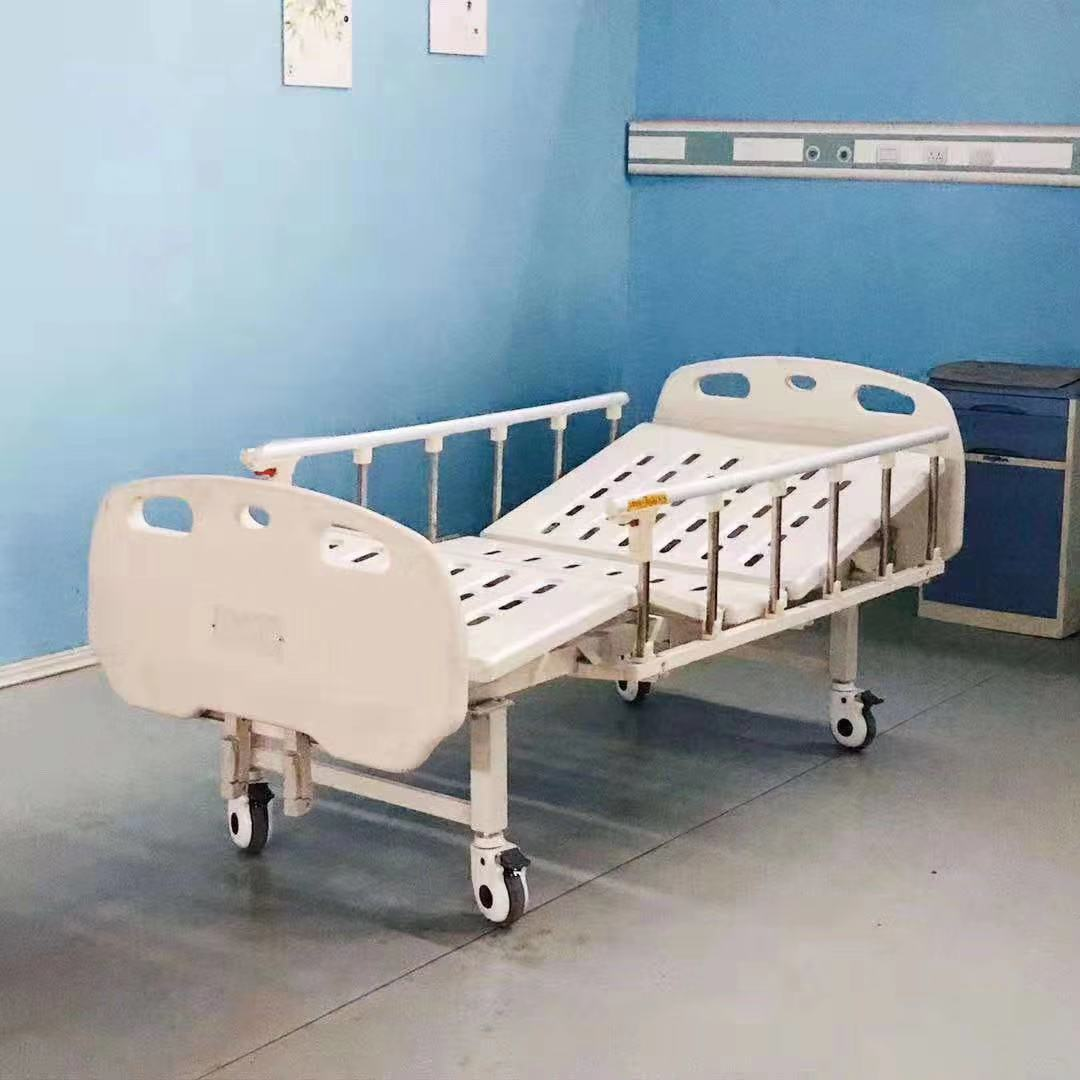 manual crank hospital bed for sale