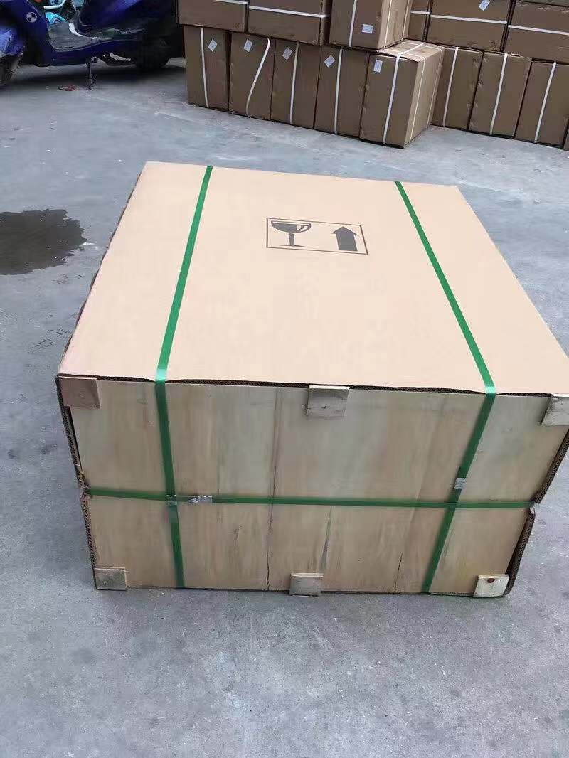 medical trolley infusion shipping package