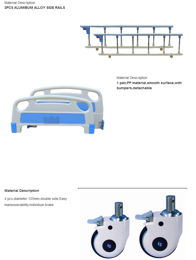 orthopedic bed accessories