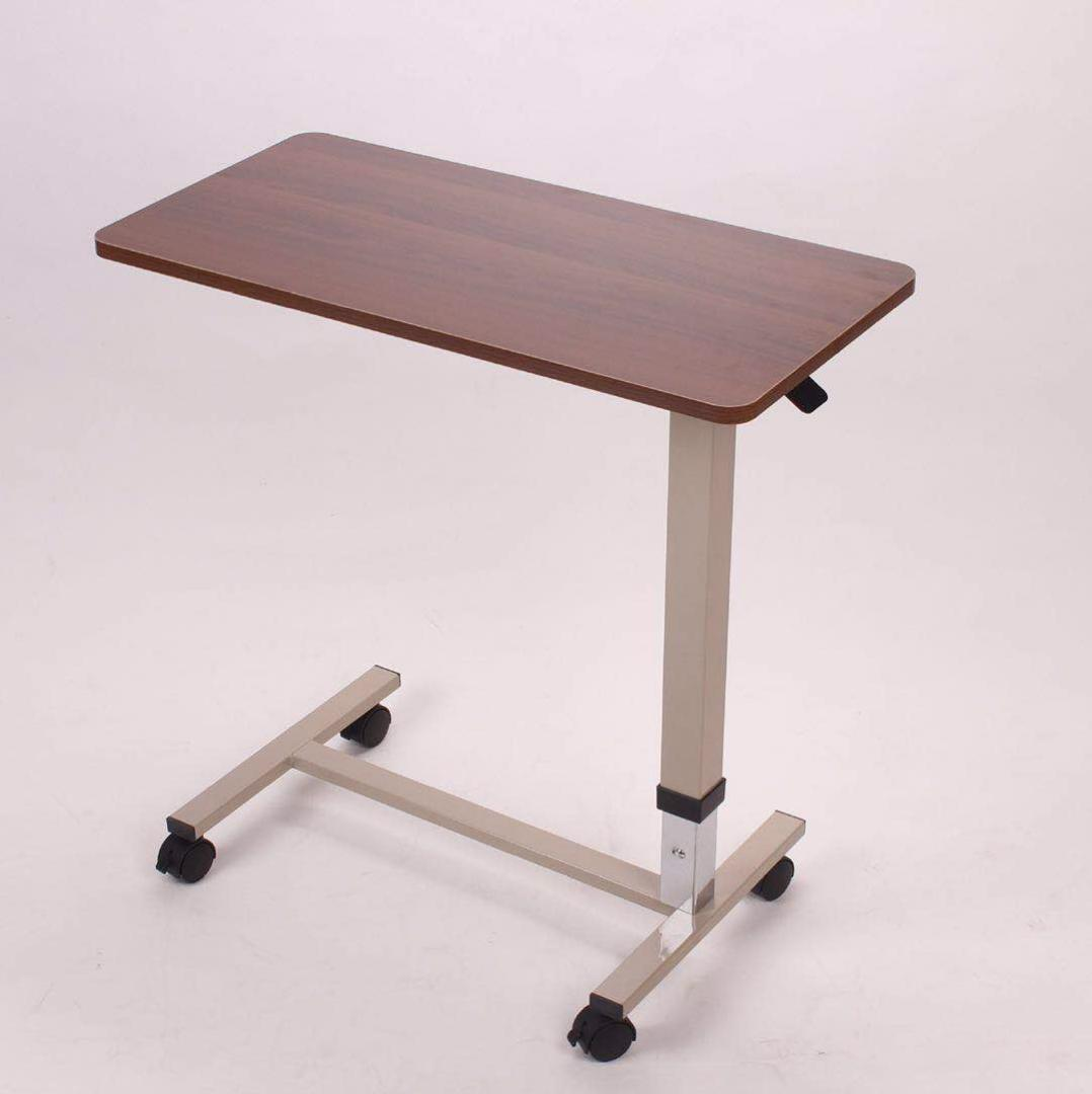 over bed hospital dinning table