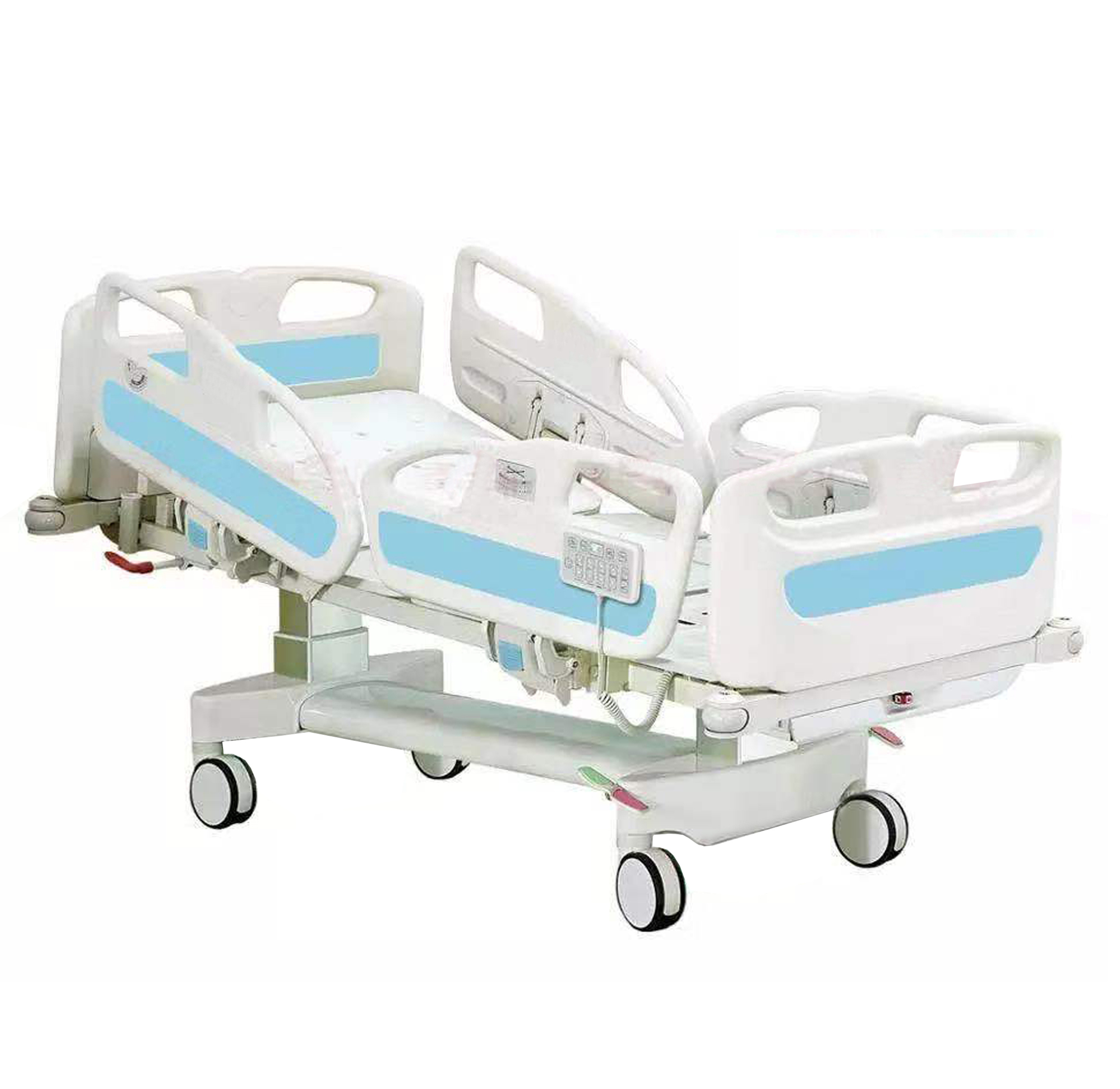 paramount electric hospital bed