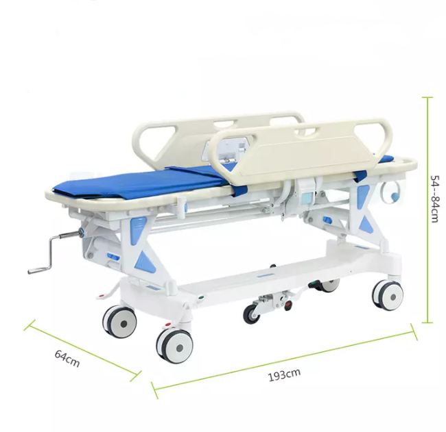 patient trolley bed