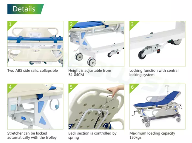 transfer patient bed accessories