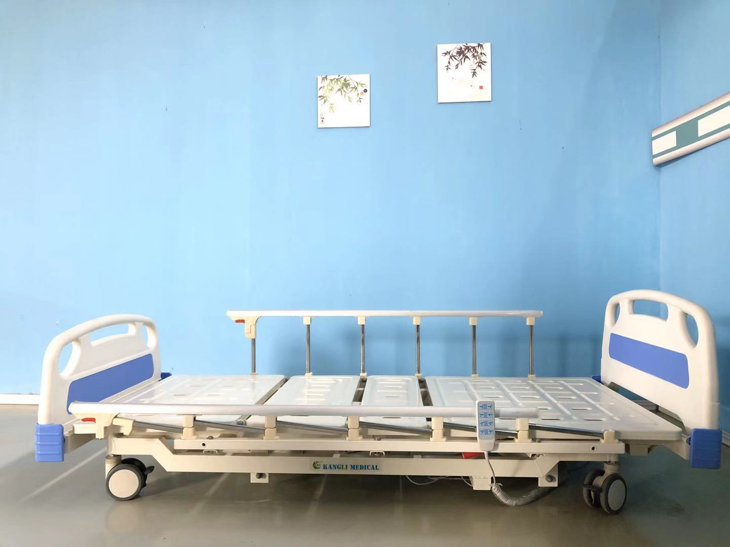 ultra low hospital bed